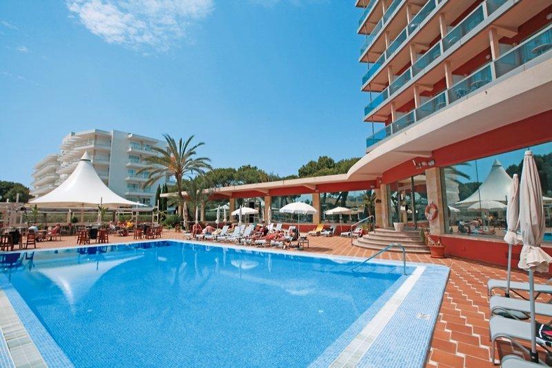 Pool Obelisco Playa de  Palma