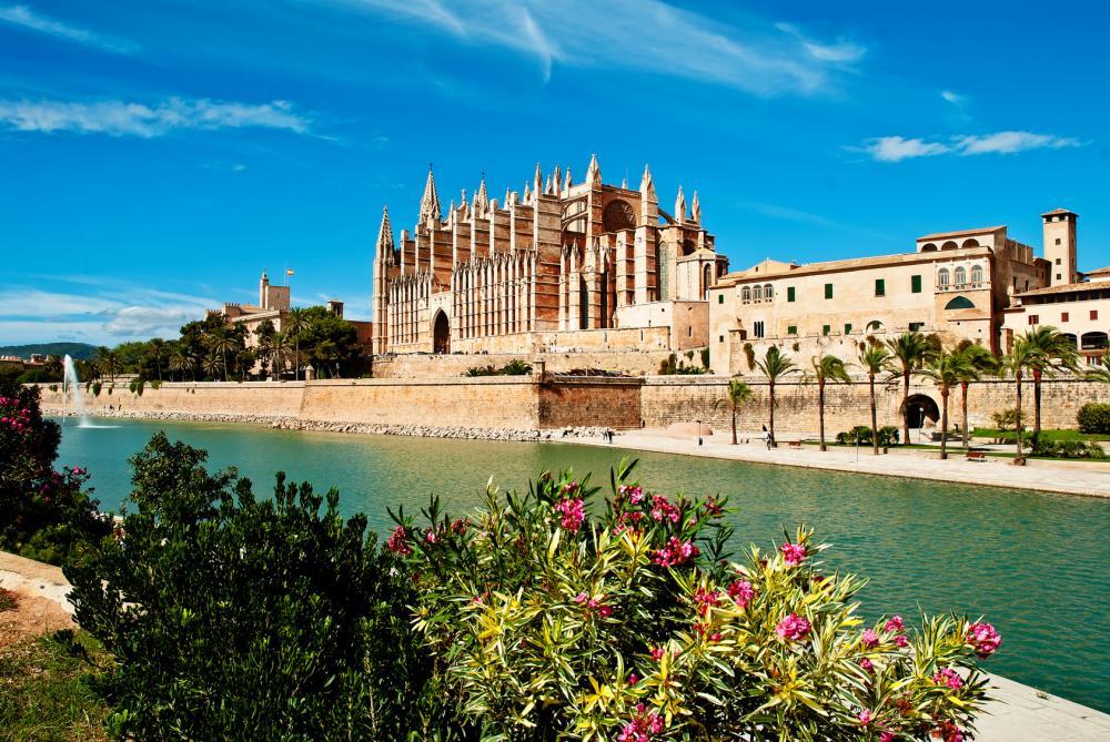 Spanien: Palma de Mallorca