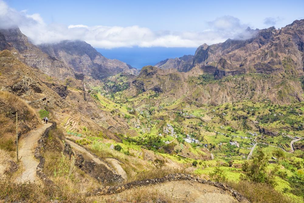 Kap Verde: Ribeira