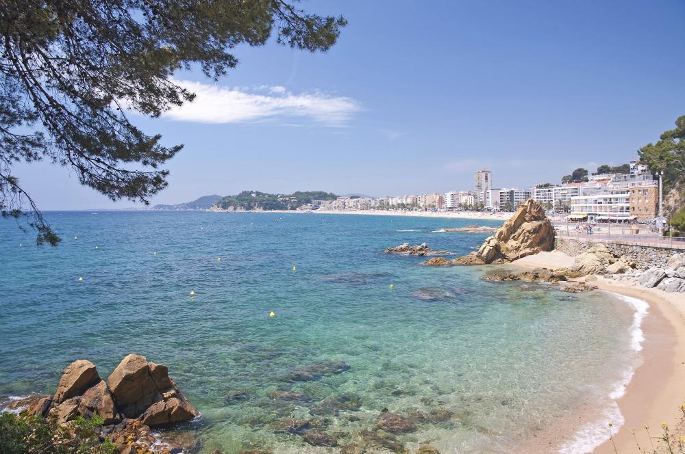 Spanien: Costa Brava - Lloret de Mar