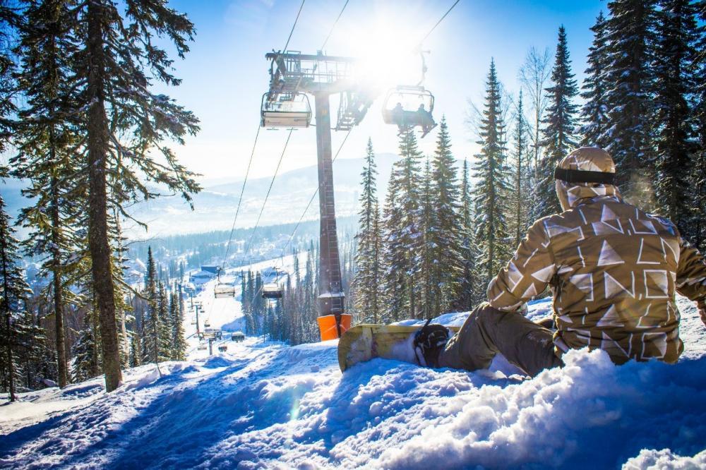 Sonstiges: Skilift