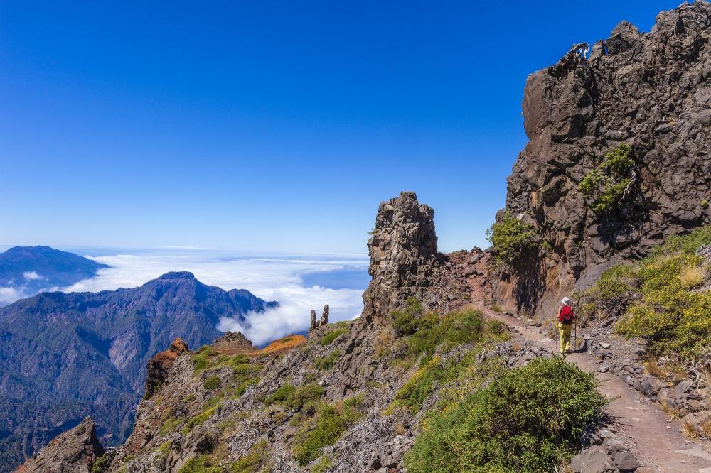 Inselguide Kanaren: La Palma - Gebirge - Wandern