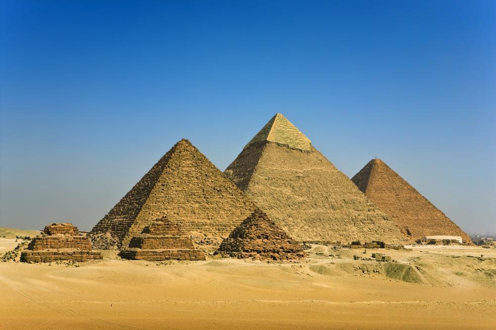 Ägypten: Pyramiden Gizeh