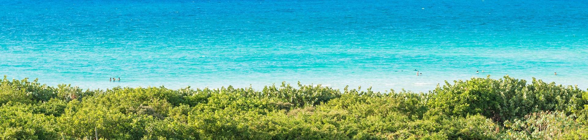 Kuba: Strand - Emotion