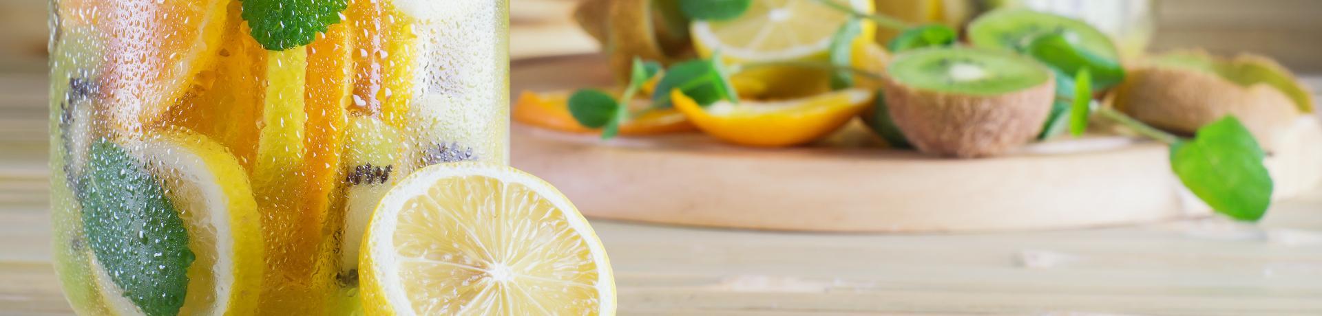 Hitzetipps: Drinks - Zitronen - Emotion II