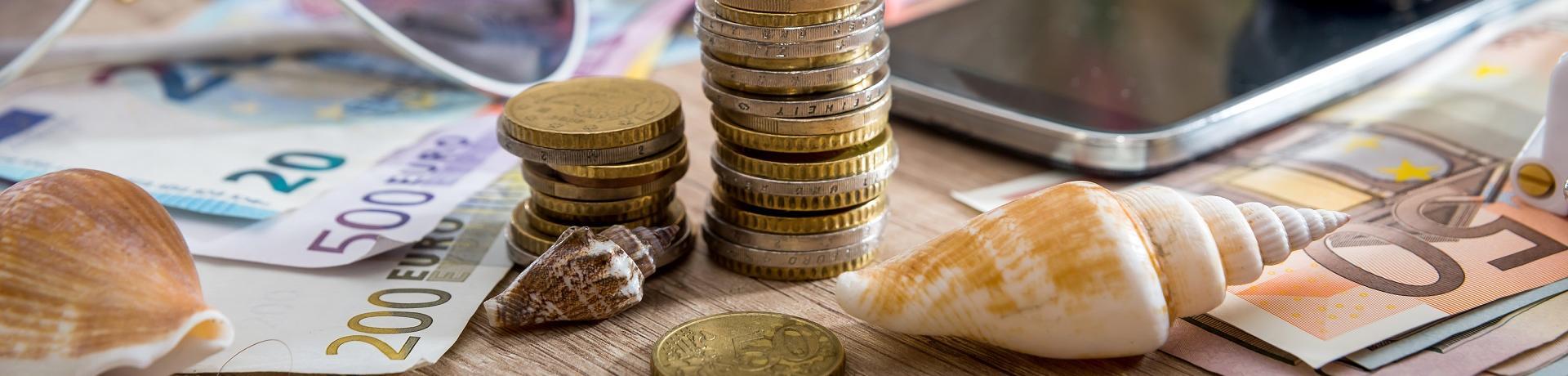Sonstiges: Geld - Muscheln - Emotion