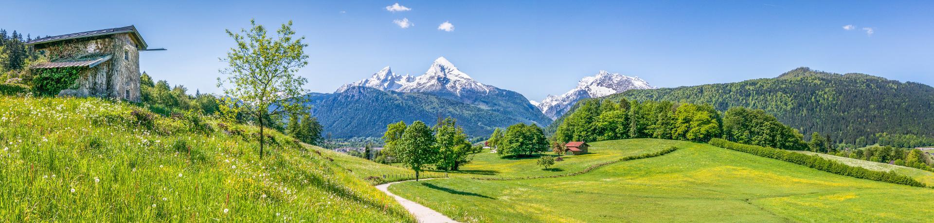 Deutschland: Alpen - Berchtesgaden
