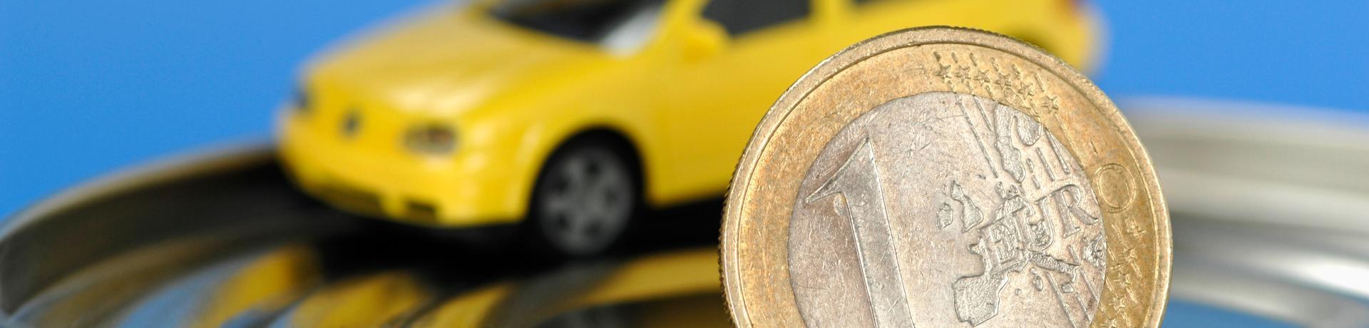 Mietwagen-Ratgeber: Tipps - Auto - Münze