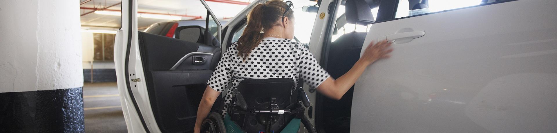 Service Behindertengerechte Mietwagen