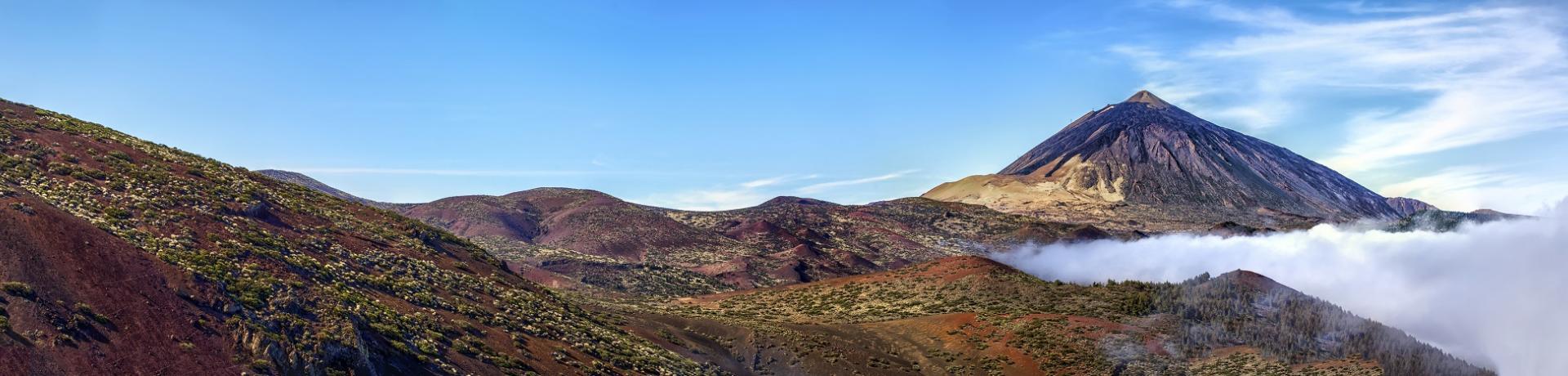 Spanien: Teneriffa - Pico del Teide Emotion