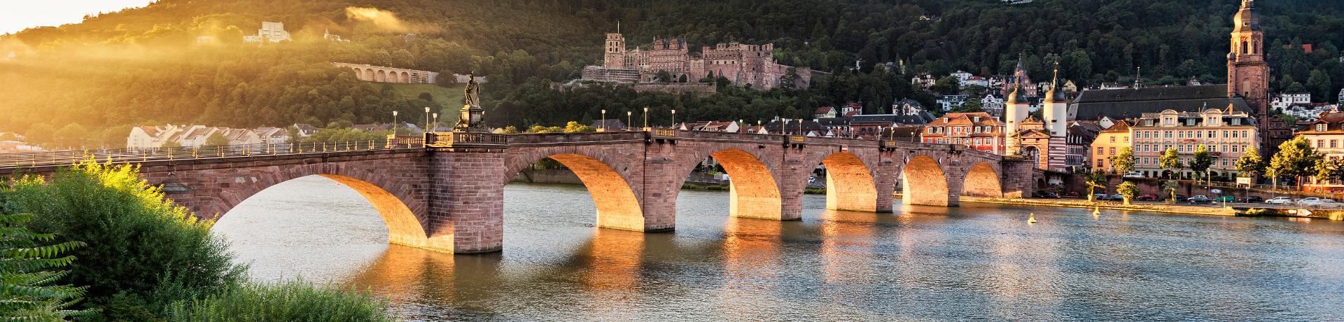 Städtereisen - Deutschland - Heidelberg Emotion