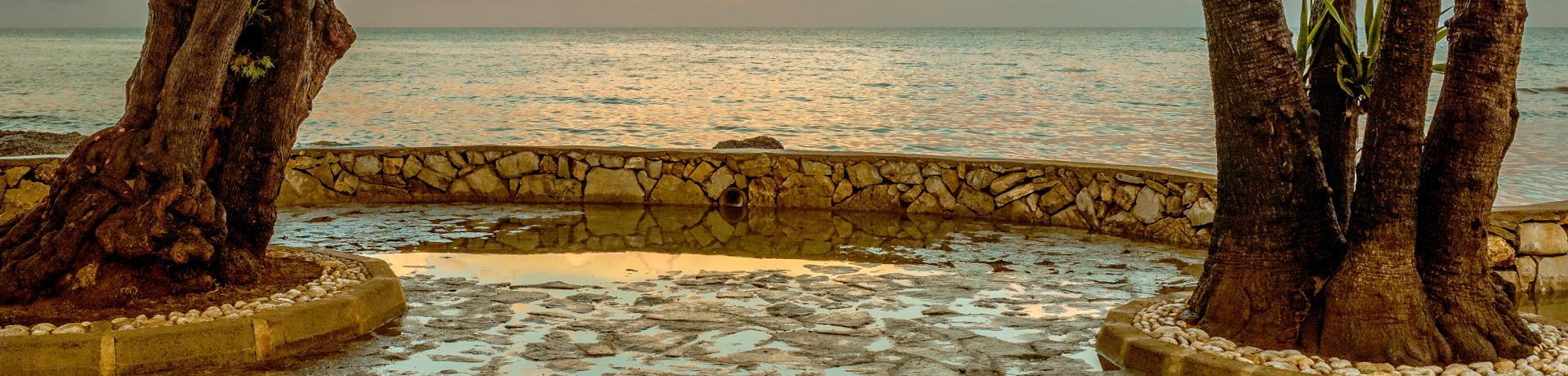 Mallorca bei Regen Emotion