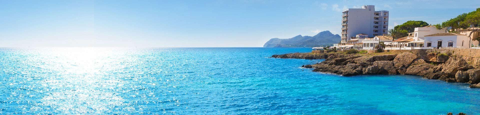 Headerbild Die Top 10 Strandhotels auf Mallorca