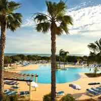 Hotel Adriana Beach Club Hotel Resort In Olhos De Agua Algarve