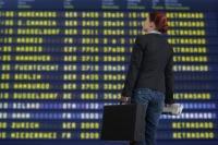 Die GdF droht für Donnerstag mit einem Streik der Fluglotsen - bis zu 2.500 Flüge könnten ausfallen.