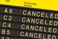 Der Streik geht weiter: Bis Ende der Woche müssen Reisende am Flughafen Frankfurt mit Behinderungen rechnen.