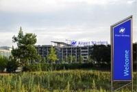 Aussenansicht Flughafen Nürnberg
