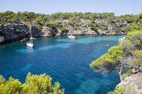 Strand Cala Pi auf Mallorca