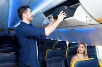 Ryanair Kabine Handgepäck