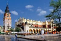Polen: Krakau