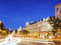 Bild für Madrid bei Nacht
