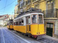 Bild für Straßenbahn Lissabon