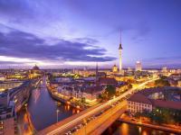 Bild für Berlin bei Nacht