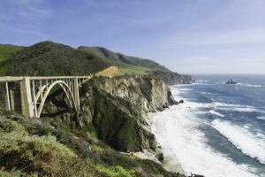 Kalifornien Big Sur High Way 1