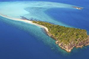 Australien: Great Barrier Reef Insel