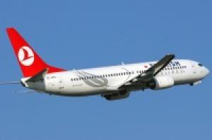 Turkish Airlines Flugzeug