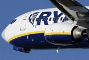 Ryanair Bugansicht