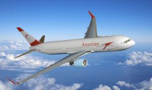 Austrian Airlines Boeing