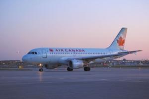 Air Canada Airbus