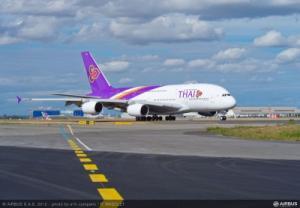 Thai Airways Airbus