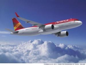 Avianca TACA Airbus