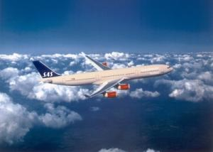 SAS Scandinavian Airlines Airbus