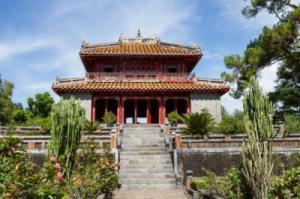 Vietnam Hue Tempel