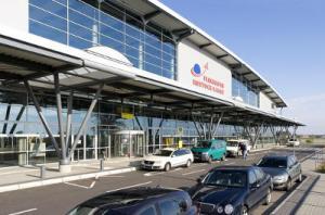 Flughafen Rostock