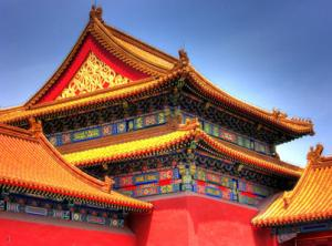 Tempel in Peking