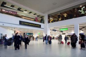 Flughafen London-Gatwick Südterminal