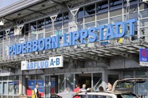 Airport Paderborn Lippstadt Terminal