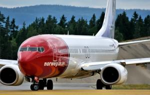 Norwegian Air Boeing 737-800