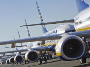 Ryanair Flugzeuge