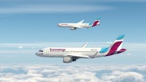 Flugzeuge von Eurowings