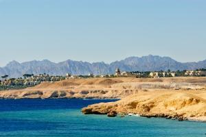 Sharm El Sheikh Küste
