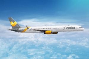 Boeing 757-300 von Condor