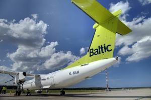 Air Baltic Dash Q400 Next (klein)