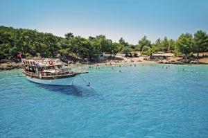 Türkei Urlaub Side und Alanya