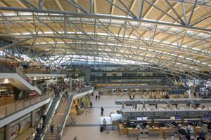 Flughafen Hamburg Terminal 2