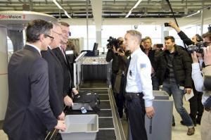 Neue Sicherheitskontrolle Nürnberg